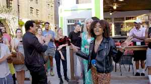 American Idol 2020 Auditions: Kay Genyse's Fate Determined on the Street [Video]