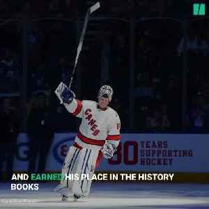 Zamboni Driver Helps Carolina Hurricanes Beat Toronto Maple Leafs [Video]