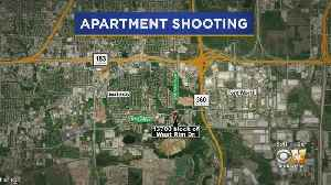 Man In Critical Condition After Shooting At Euless Apartment Complex, Suspect At Large [Video]
