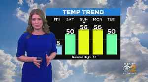 New York Weather: CBS2 Forecast At 6:30 p.m. [Video]