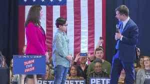 Colorado Boy Asks Pete Buttigieg Serious, Momentous Question [Video]