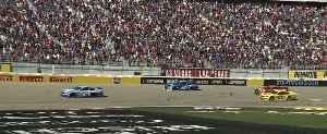Pennzoil 400 thrills fans during NASCAR weekend [Video]