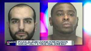 Alleged Livonia home invasion was a 'drug deal gone bad' [Video]