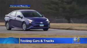 Consumer Reports Issues List Of Best Cars Of 2020 [Video]