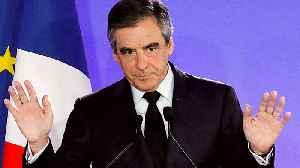 Francois Fillon faces corruption charges over 'Penelopegate' [Video]