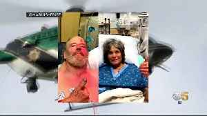 Palo Alto Couple Rescued From Wilderness 'Forever Grateful' For Searchers [Video]