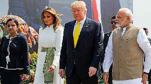 'Political spectatorship': Modi rolls out red carpet for Trump