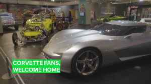 This museum houses the craziest, rarest and best Corvettes ever made [Video]