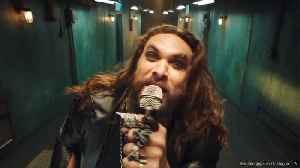 Jason Momoa suits up as Ozzy Osbourne for new album teaser [Video]