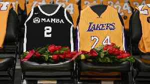 Kobe, daughter celebrated on 2/24 in honor of jersey numbers [Video]