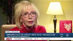 Knowing the symptoms, heart attack survivor to lead support group [Video]