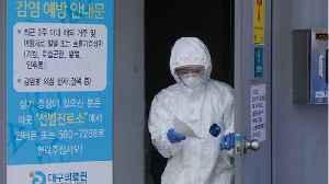 South Korea President Issues Highest Level Of Alert For Coronavirus [Video]