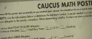 Some caucus confusion reported in Nevada [Video]