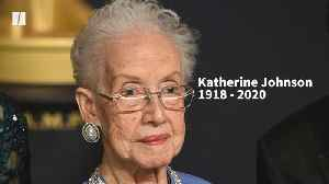 Katherine Johnson, Groundbreaking NASA Mathematician Dead At 101 [Video]