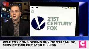 21st Century Fox and NBCUniversal in Talks to Buy Streaming Services [Video]