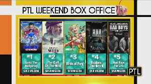 Weekend Box Office: Feb. 24, 2020 [Video]