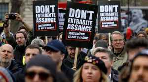 Assange extradition hearing gets under way in London