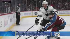 Report: Pittsburgh Penguins Acquire Patrick Marleau From The San Jose Sharks [Video]