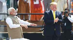 India Welcomes Trump [Video]