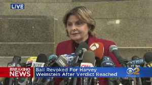 Harvey Weinstein Trial: Attorney Gloria Allred Talks About Victims, Witnesses [Video]