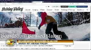 Boardroom Banked Slalom [Video]
