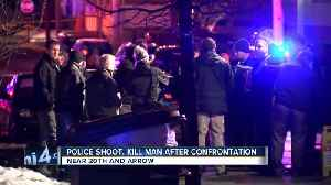 One man is dead after officer-involved shooting in Milwaukee [Video]