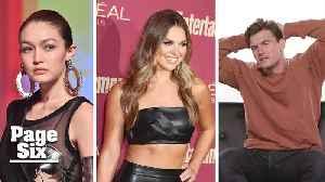 'Bachelorette' babe Tyler Cameron talks Hannah Brown, hints at Gigi Hadid [Video]