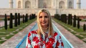 'Photobomb!' Internet Reacts To Ivanka Trump Posing In Front Of Taj Mahal [Video]