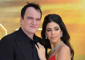 Quentin Tarantino and Daniella Pick welcome their first child [Video]