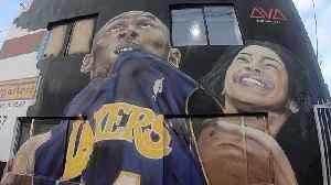 In #GirlDad Tribute, Father and Daughter Visit 50 Kobe Bryant Murals Across SoCal [Video]