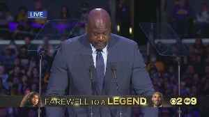 Shaq Compares His Relationship To Kobe To Paul McCartney and John Lennon [Video]