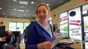 Polk County waitress surprised with $1,000 tip from nonprofit [Video]