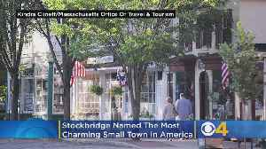Stockbridge, Massachusetts Named Most Charming Small Town In America [Video]