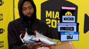 OBJ's Top Cleats of 2019 🔥 [Video]