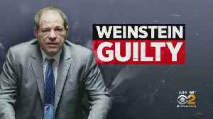 Harvey Weinstein Verdict: From Hollywood Powerhouse To Convicted Rapist In Jail [Video]