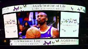 Kobe Bryant's life was celebrated in the Staples Center [Video]