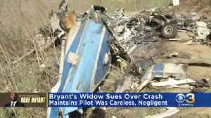 Kobe Bryant's Widow Files Lawsuit Against Owner Of Helicopter That Crashed [Video]