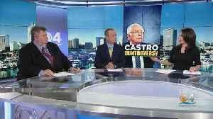Jim DeFede Discusses Aftermath Of Bernie Bernie Sanders' Fidel Castro Comments [Video]
