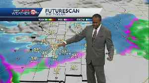 Snow possible for Tuesday's morning commute [Video]