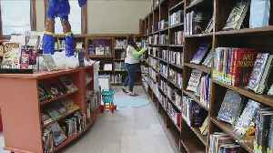 Local Libraries See Record Number Of People Downloading Digital Books [Video]