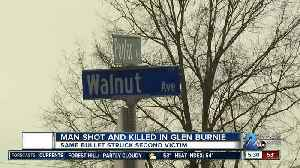 One dead, one injured in Glen Burnie double shooting [Video]