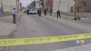 Police: 16-Year-Old Boy Shot 4 Times Near North Philadelphia School [Video]