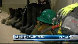 'Building the Way' for women int the workforce [Video]