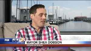 Mayoral Monday: Ocean Springs Mayor Shea Dobson [Video]
