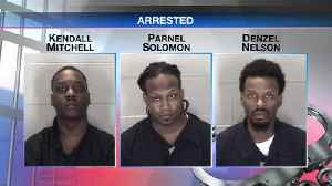 Lafayette man arrested for Valentine's Day shooting charged with attempted murder [Video]