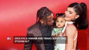Kylie Jenner And Travis Scott Try For Daughter [Video]