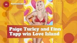 The Winners Of Love Island [Video]