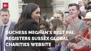 New Registration Of The Sussex Global Charities Website [Video]