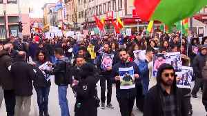 Thousands rally in Hanau against 'barbaric ideology' of white supremacy [Video]