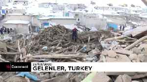 Iran quake hits villages in Turkey, kills at least nine people